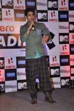 Vijender Singh at MTV Roadies press meet in Parel, Mumbai on 22nd Jan 2015 (19)_54c20ad130456.JPG