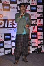 Vijender Singh at MTV Roadies press meet in Parel, Mumbai on 22nd Jan 2015 (20)_54c20ad33c96e.JPG