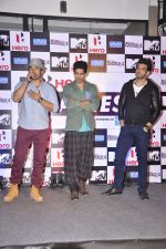 Vijender Singh, Rannvijay Singh at MTV Roadies press meet in Parel, Mumbai on 22nd Jan 2015 (22)_54c20ae56c78c.JPG