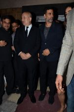 Akshay Kumar, Anupam Kher at Baby screening in Liberty, Mumbai on 23rd Jan 2015 (78)_54c4b32685e0a.JPG