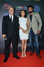 Anupam Kher, Madhurima Tuli, Rana Daggubati at Baby screening in Liberty, Mumbai on 23rd Jan 2015 (46)_54c4b380a4125.JPG