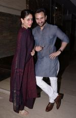 Kareena Kapoor, Saif Ali Khan at Soha Ali Khan_s mehendi in Khar on 23rd Jan 2015 (78)_54c499c5b0505.JPG