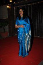 Kavita Krishnamurthy at Bappi Lahiri_s wedding anniversary in Juhu, Mumbai on 23rd Jan 2014 (90)_54c4b4e0637c7.JPG
