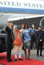 Narendra Modi meets Obama on 25th Jan 2015 (7)_54c4b9583dee3.jpg