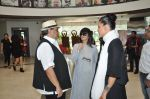 Neha Dhupia, Subhash Ghai, Neeta Lulla at Whistling Woods in Mumbai on 24th Jan 2015 (42)_54c4b9c8f2b71.JPG