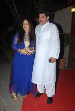 Pankaj Dheer at Bappi Lahiri_s wedding anniversary in Juhu, Mumbai on 23rd Jan 2014 (66)_54c4b4f7cbda2.JPG