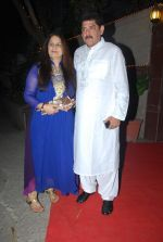 Pankaj Dheer at Bappi Lahiri_s wedding anniversary in Juhu, Mumbai on 23rd Jan 2014 (67)_54c4b4f9809f5.JPG