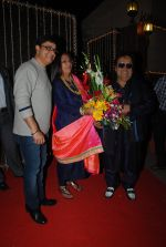 Sachin Pilgaonkar at Bappi Lahiri_s wedding anniversary in Juhu, Mumbai on 23rd Jan 2014 (102)_54c4b5086c5ea.JPG