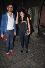 Shruti Hassan snapped in Mumbai on 23rd Jan 2015 (13)_54c4b2e8462dc.JPG