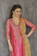 Soha Ali Khan_s mehendi in Khar on 23rd Jan 2015 (56)_54c49a4adff11.JPG