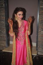 Soha Ali Khan_s mehendi in Khar on 23rd Jan 2015 (91)_54c49a75cbe7c.JPG