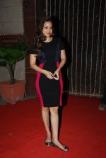Sumona Chakravarti at Bappi Lahiri_s wedding anniversary in Juhu, Mumbai on 23rd Jan 2014 (84)_54c4b52ded3c6.JPG