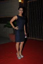 Tanisha Mukherjee at Bappi Lahiri_s wedding anniversary in Juhu, Mumbai on 23rd Jan 2014 (78)_54c4b538b9860.JPG