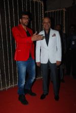 at Bappi Lahiri_s wedding anniversary in Juhu, Mumbai on 23rd Jan 2014 (112)_54c4b47a58edd.JPG