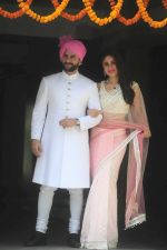 Kareena Kapoor, Saif Ali Khan at Soha Ali Khan and Kunal Khemu_s wedding in Mumbai on 25th Jan 2015 (9)_54c616749a54b.jpg