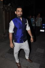 Kunal Deshmukh at Soha Ali Khan and Kunal Khemu_s wedding Reception in Mumbai on 25th Jan 2015 (207)_54c61bbf600a0.JPG