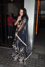 Neha Dhupia at Soha Ali Khan and Kunal Khemu_s wedding Reception in Mumbai on 25th Jan 2015 (245)_54c61beac3613.JPG