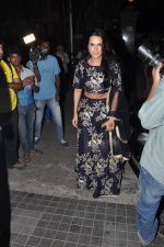 Neha Dhupia at Soha Ali Khan and Kunal Khemu_s wedding Reception in Mumbai on 25th Jan 2015 (246)_54c61bec3d53a.JPG