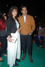Karan mehra, Nisha Rawal at sonu nigam_s MMRDA concert in Mumbai on 26th Jan 2015 (11)_54c728b24da4f.JPG