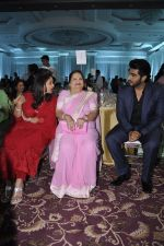 Arjun Kapoor, Kokilaben Ambani at Dr Jamuna Pai_s book launch in Mumbai on 27th Jan 2015 (36)_54c8c47034dae.JPG