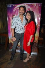 Deepti Talpade , Shreyas Talpade at Shreyas Talpade birthday and Baji film promotion in Mumbai on 27th Jan 2015 (126)_54c8847c2f2df.JPG
