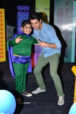 Karan Wahi on the sets of Captain Tiao on 27th Jan 2015 (34)_54c883b20bd0f.JPG