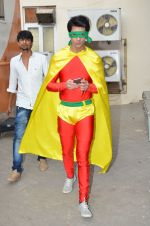 Karan Wahi on the sets of Captain Tiao on 27th Jan 2015 (45)_54c883bd1ef11.JPG