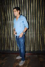 Murli Sharma at Shreyas Talpade birthday and Baji film promotion in Mumbai on 27th Jan 2015 (145)_54c8848a44d98.JPG