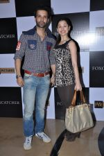 Aamir Ali snapped at Foxcatcher premiere in PVR, Mumbai on 28th Jan 2015 (31)_54c9d17e3727a.JPG