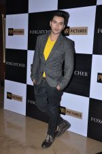 Aditya Singh Rajput snapped at Foxcatcher premiere in PVR, Mumbai on 28th Jan 2015 (29)_54c9d259e95d6.JPG