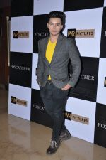 Aditya Singh Rajput snapped at Foxcatcher premiere in PVR, Mumbai on 28th Jan 2015 (31)_54c9d25bb17ff.JPG