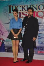Karisma Kotak, Adhyayan Suman at Lucknowi Ishq launch in Andheri, Mumbai on 28th Jan 2015 (11)_54c9d79e9d8c0.JPG