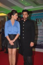 Karisma Kotak, Adhyayan Suman at Lucknowi Ishq launch in Andheri, Mumbai on 28th Jan 2015 (15)_54c9d7a116f9c.JPG