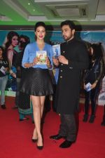 Karisma Kotak, Adhyayan Suman at Lucknowi Ishq launch in Andheri, Mumbai on 28th Jan 2015 (23)_54c9d7a5ece30.JPG