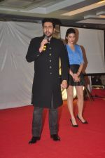 Karisma Kotak, Adhyayan Suman at Lucknowi Ishq launch in Andheri, Mumbai on 28th Jan 2015 (9)_54c9d79d26956.JPG