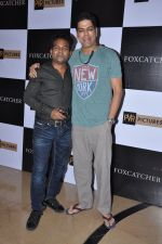 Murli Sharma snapped at Foxcatcher premiere in PVR, Mumbai on 28th Jan 2015 (21)_54c9d26726104.JPG