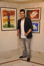 Varun Sharma at art exhibition in Leela Hotel, Mumbai on 28th Jan 2015 (9)_54c9d0b0a42f1.JPG