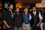 Ali Fazal, Vishesh Bhatt, Mukesh Bhatt, Gurmeet Choudhary at the Premiere of Khamoshiyaan in Mumbai on 29th Jan 2015 (44)_54cb3f1cde2b4.jpg