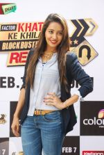 Asha Negi at Khatron Ke Khiladi press meet in Mumbai on 29th Jan 2015 (322)_54cb45fb4ba63.jpg