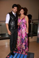 Gurmeet Choudhary, Debina Bonerjee at the Premiere of Khamoshiyaan in Mumbai on 29th Jan 2015 (15)_54cb3f8853783.jpg