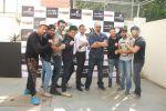 Nandish Sandhu, Meiyang Ch_ng, Ashish Chowdhry, Mohammed Iqbal Khan, Hussain Kuwajerwala, Harshad Arora, Rohit Shetty, Siddharth Bhardwaj at Khatron Ke Khiladi press meet in Mumbai on 29th Jan 2015 (252)_54cb6858a07ae.jpg