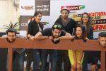 Rohit Shetty, Rashmi Desai, Sagarika Ghatge, Riddhi Dogra, Rohit Shetty, Sana Khan, Asha Negi, Siddharth, Hussain, Aashish,Meiyang, Harshad at Khatron Ke Khiladi press meet in Mumbai on 29th Jan 20 (236)_54cb460ecd319.jpg