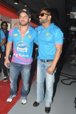 Sunil Shetty, Sohail Khan launches Core Fitness Station at Daspalla in Mumbai on 30th Jan 2015 (206)_54cb71ed6185e.JPG