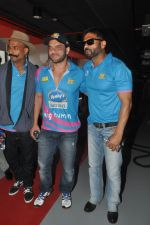 Sunil Shetty, Sohail Khan launches Core Fitness Station at Daspalla in Mumbai on 30th Jan 2015 (208)_54cb71f1dcf34.JPG