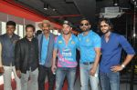 Sunil Shetty, Sohail Khan launches Core Fitness Station at Daspalla in Mumbai on 30th Jan 2015 (214)_54cb71fea21a4.JPG