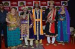 Delnaz, Kiku Sharda, Kishwar Merchant at Akbar Birbal launch on Big Magic in J W Marriott, Mumbai on 30th Jan 2015 (26)_54cc84626bb49.JPG