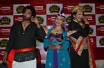Kishwar Merchant at Akbar Birbal launch on Big Magic in J W Marriott, Mumbai on 30th Jan 2015 (27)_54cc84672ec38.JPG