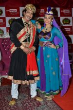 Kishwar Merchant at Akbar Birbal launch on Big Magic in J W Marriott, Mumbai on 30th Jan 2015 (29)_54cc846bbd502.JPG