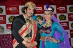 Kishwar Merchant at Akbar Birbal launch on Big Magic in J W Marriott, Mumbai on 30th Jan 2015 (30)_54cc8496698df.JPG