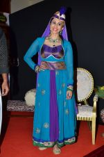 Kishwar Merchant at Akbar Birbal launch on Big Magic in J W Marriott, Mumbai on 30th Jan 2015 (32)_54cc8473438f1.JPG